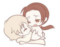 Chibi Yaoi - hetalia-couples photo