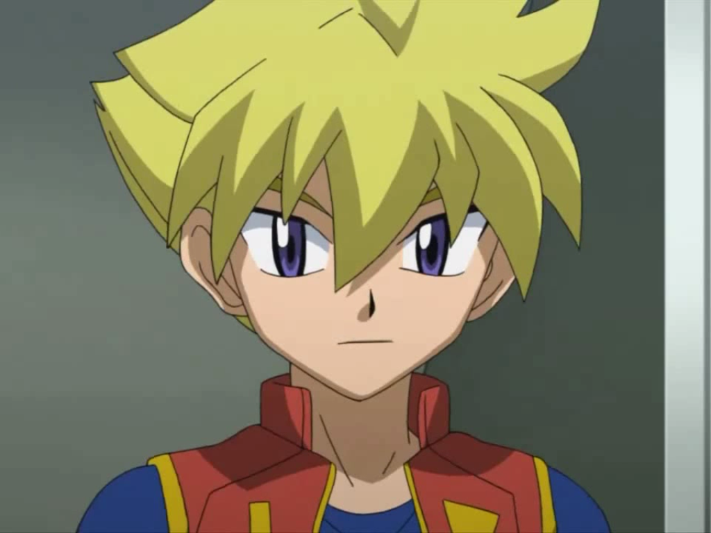 Metal Fight BeyBlade images Chris, the Blader of Winter ...