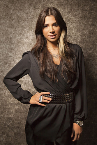 Christina Perri Is A Topshop Loyalist With Generous fan
