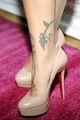 Christina Perri tatoos