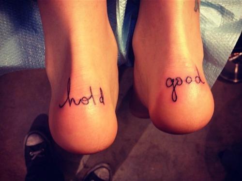Christina Perri tatuajes