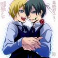 Ciel x Alois ^///^