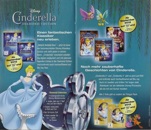 Cinderella's DVD