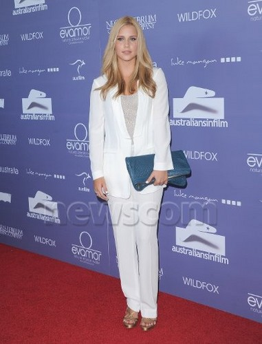 Claire Holt attends the Australians in Film 8th Annual Breakthrough Awards on June 27th 2012 - the-mikealson-family Photo