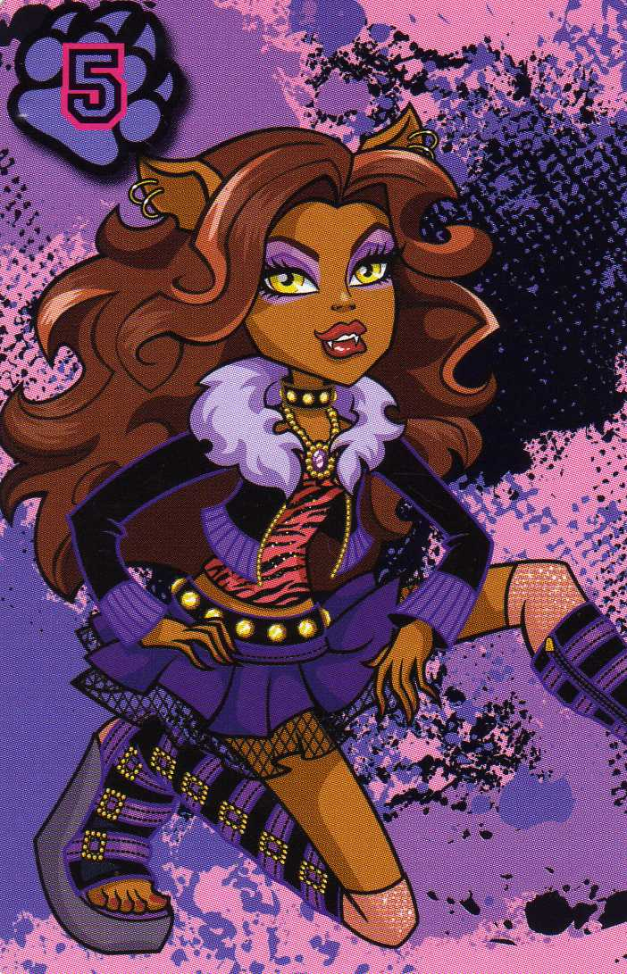 clawdeen wolf images Clawdeen Wolf HD wallpaper and background photos ...