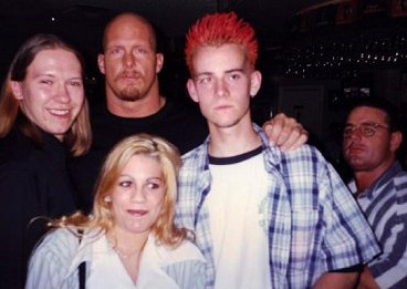 Cm Punk teenage times