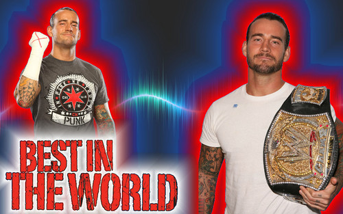 Cm punk - cm-punk Wallpaper