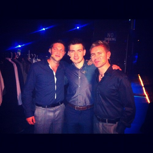 Colm, Emmet and Neil