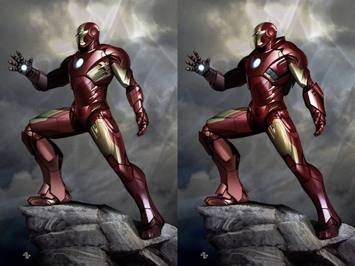 Concept art of Iron-Man - the-avengers Photo