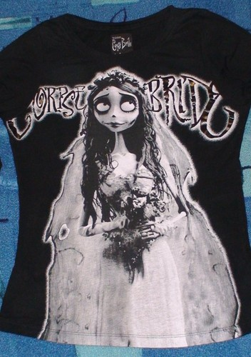 Corpse Bride Clothes