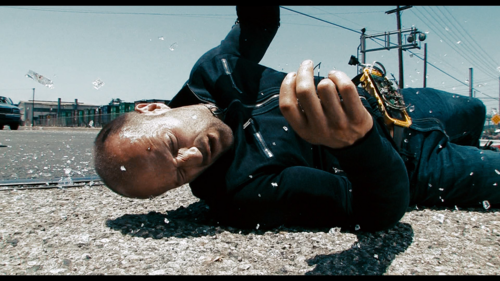 Jason Statham wolpeyper titled Crank 2: High Voltage