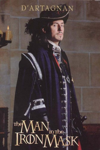 D'Artagnan - Gabriel Byrne