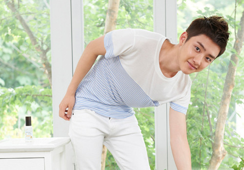 """D.O for """"The Face Shop"""""""