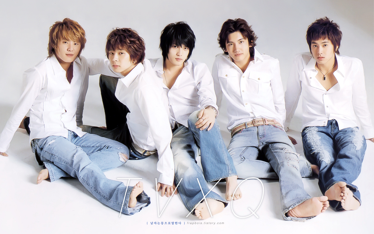 Pics Photos  Tvxq Dbsk Wallpaper