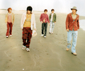 DBSK beach walk - dbsk photo