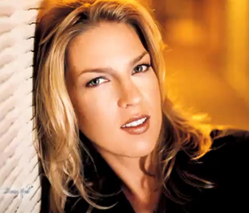 Diana Krall wallpaper with a portrait called DIANA