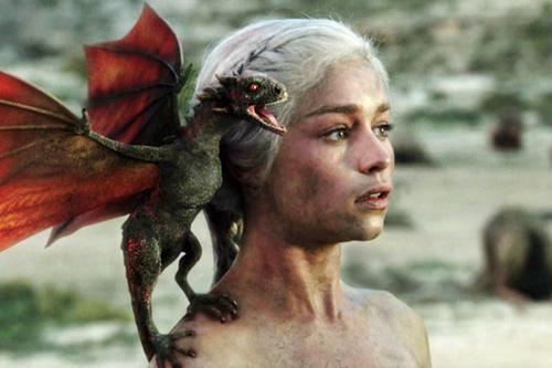 Daenerys Targaryen's 용