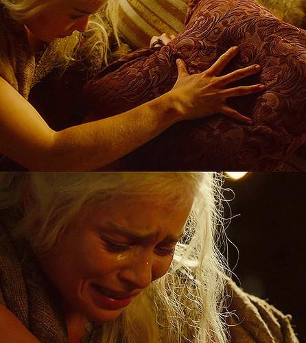 Daenerys - daenerys-targaryen Fan Art