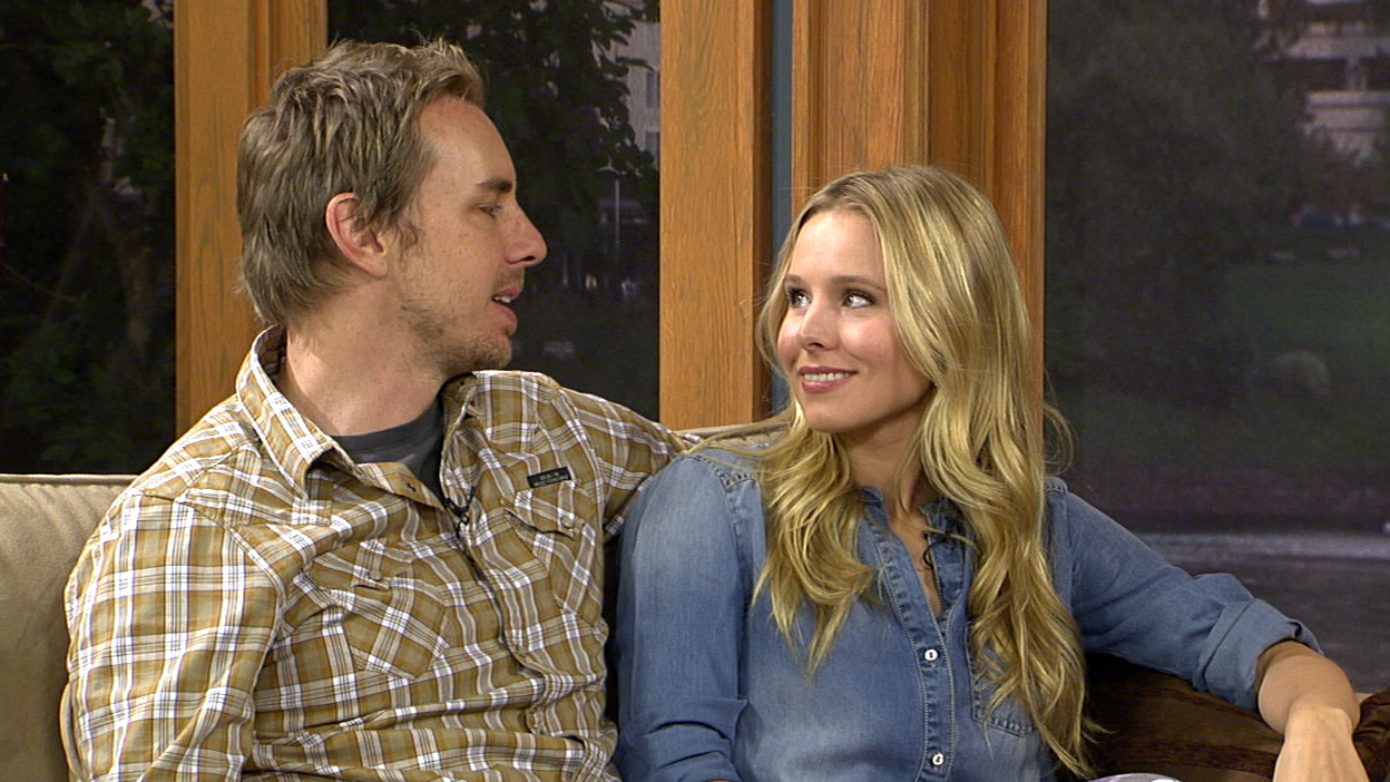 When did kristen bell and dax shepard start dating