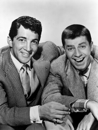 Dean Martin Обои possibly with a business suit called Dean Martin & Jerry Lewis