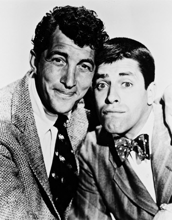 Dean Martin দেওয়ালপত্র called Dean Martin & Jerry Lewis