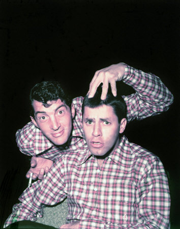 Dean Martin wallpaper called Dean Martin & Jerry Lewis