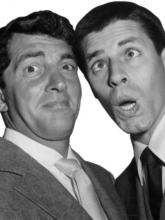 Dean Martin Обои with a business suit, a suit, and a dress suit entitled Dean Martin & Jerry Lewis