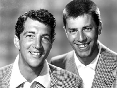Dean Martin wallpaper entitled Dean Martin & Jerry Lewis
