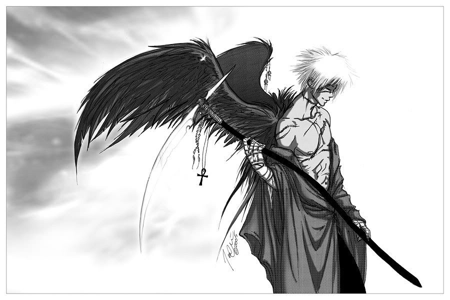 angel of death anime - photo #15