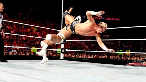Del Rio vs Ziggler on Raw