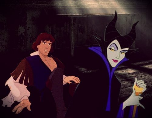 Derek & Maleficent