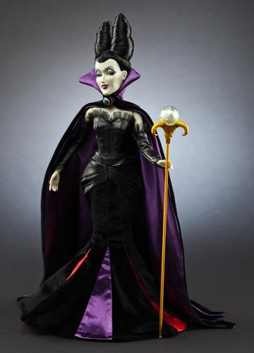 Disney Designer Villains Dolls