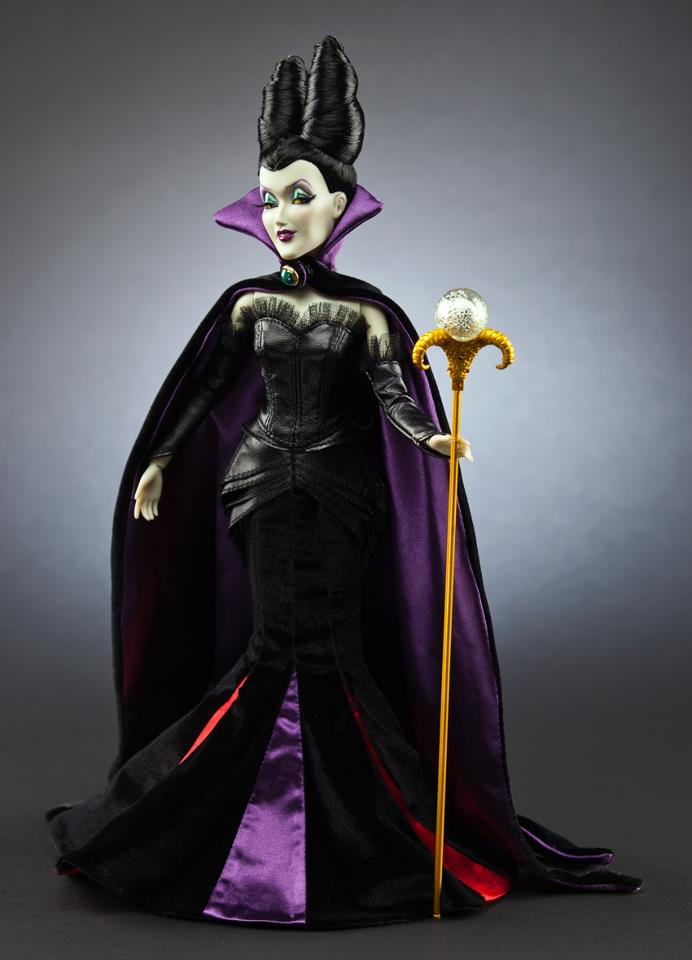 Disney Designer Villains Dolls