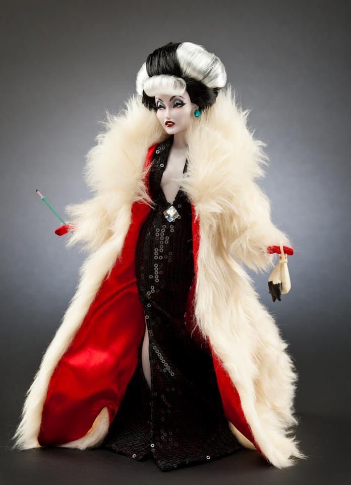 disney Designer Villains bonecas