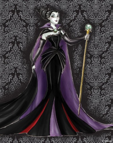 Disney Villains Designer Collection