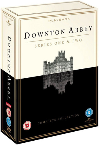 Downton Abbey Box Set Season 1-2