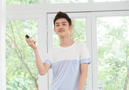 "EXO-K D.O for ""The Face Shop"""