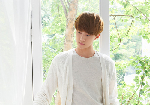 "EXO-K Se Hun for ""The Face Shop"""