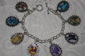 Eevee Evolution charm bracelet - eevee-evolutions-clan fan art