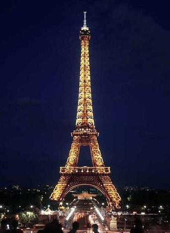 France Eiffel Tower Picture on France Eiffel Tower