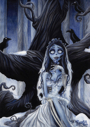 Corpse Bride images Emily HD wallpaper and background ...