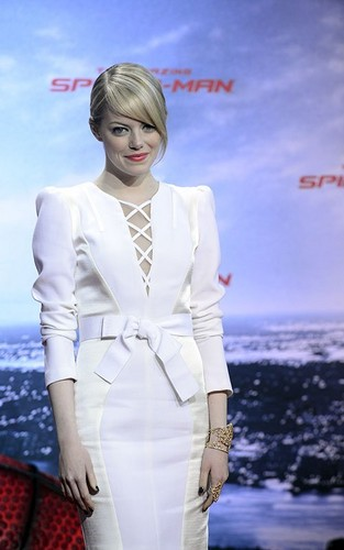 "Emma Stone & Andrew Garfield's ""Amazing Spider-Man"" Berlin Premiere - emma-stone Photo"