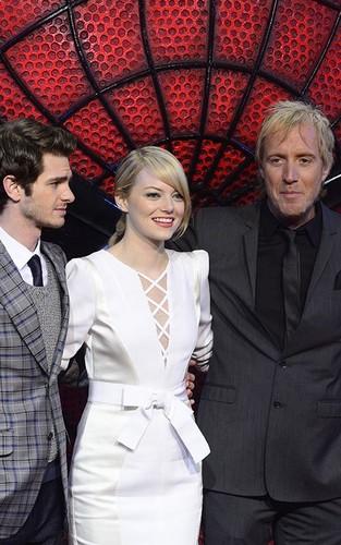 "Emma Stone & Andrew Garfield's ""Amazing Spider-Man"" Berlin Premiere"
