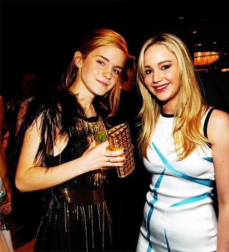 Emma and Jen