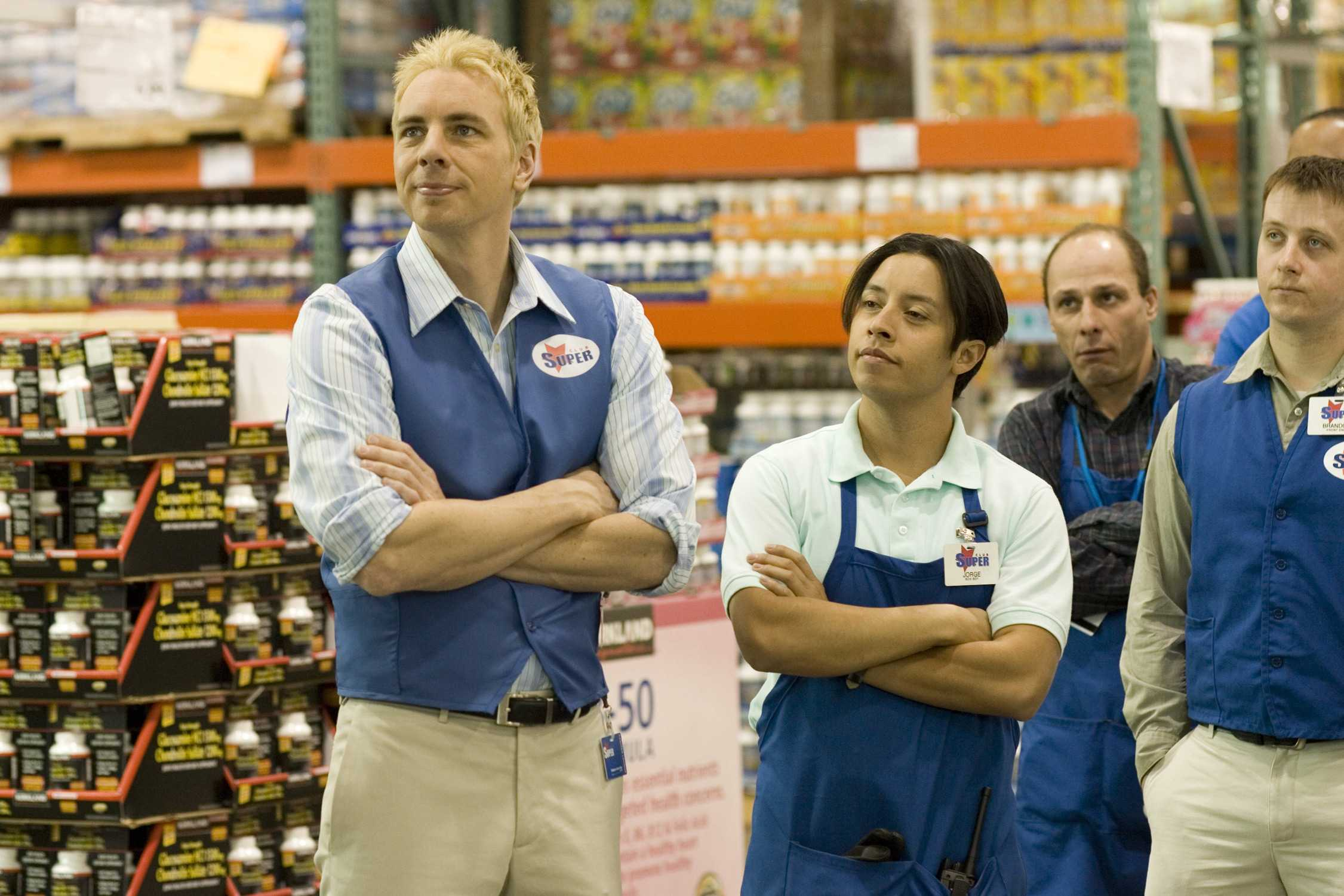 employee of the month - dax shepard photo  31245677
