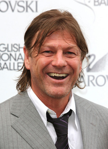 Sean Bean wallpaper with a business suit, a suit, and a pinstripe called English National Ballet - Summer Party