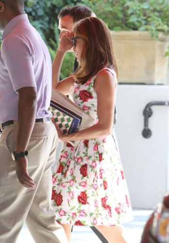 Eva - At The Sunset Tower Hotel - June 21, 2012 - eva-mendes Photo