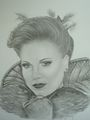 Evil Queen Drawing