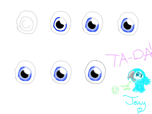 Eye tutorial on SAI