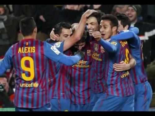 FC Barcelona vs Athletic Bilbao (3-0)